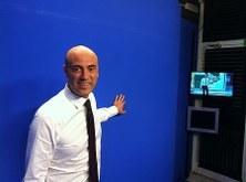 Meteorologist Tomàs Molina